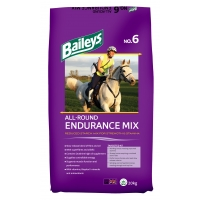 No.6 All-Round Endurance Mix