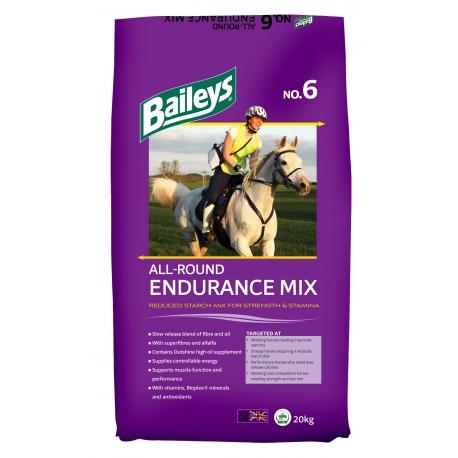 No.6 All-Round Endurance Mix
