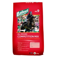 No.9 All-Round Competition Mix