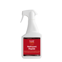 NAF Cuir Nettoyant Rapide